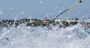 stefanos ski school waterski