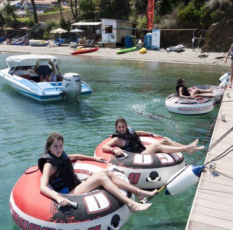 Skiathos Watersports -Tubes Rides in Skiathos