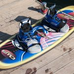 Wakeboard lessons in Skiathos at stefanos ski school