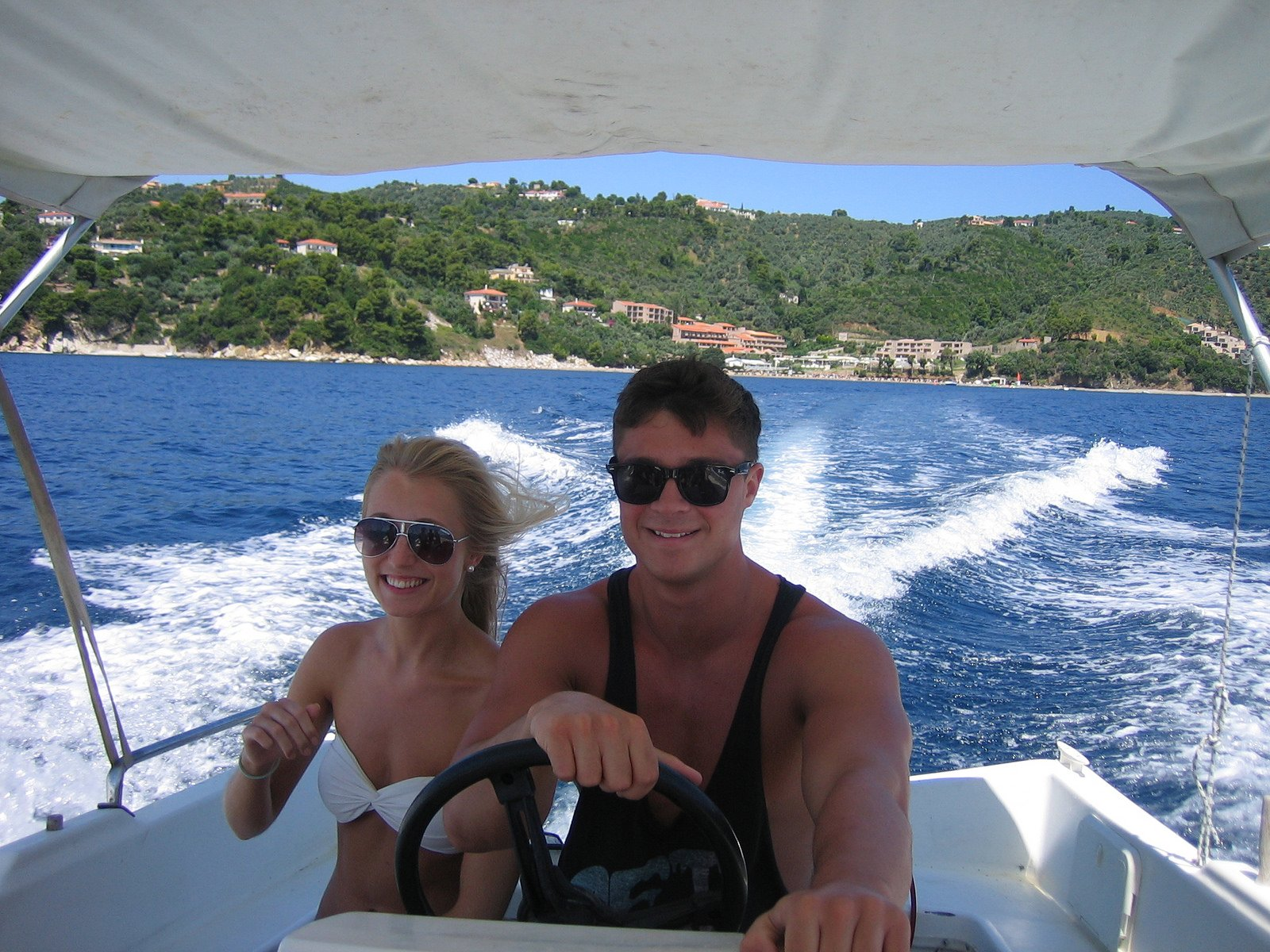Skiathos Boat Hire , at Stefanos Ski School