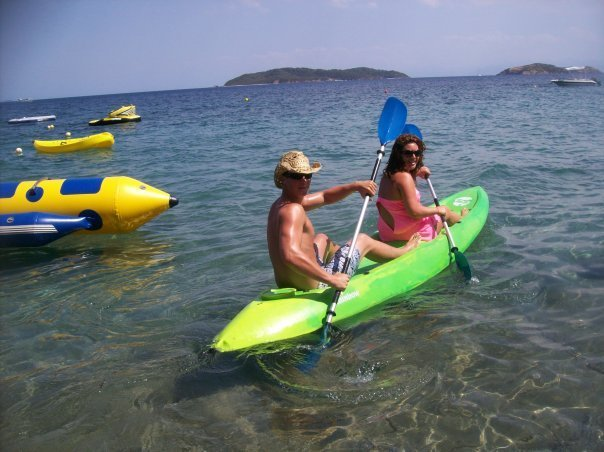 Canoes-Kayaks is one of the most fun water sports for the whole family
