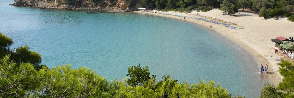 tsougria beach