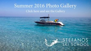 Stefanos Ski School . Our Summer 2016 Photogallery