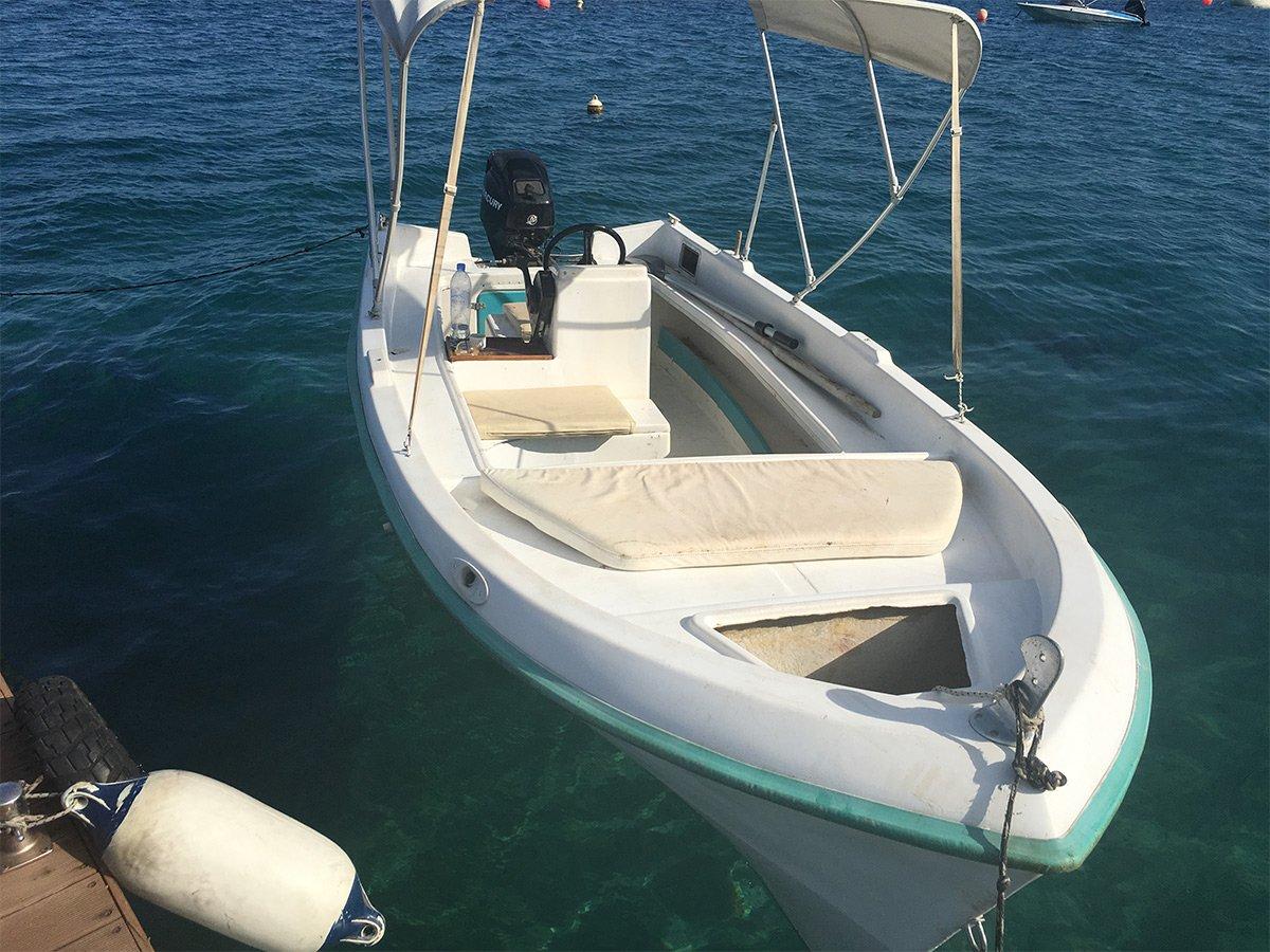 Konstantina Boat