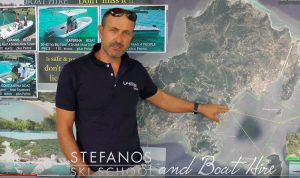 Skiathos Boat Hire Breifing by Stefanow