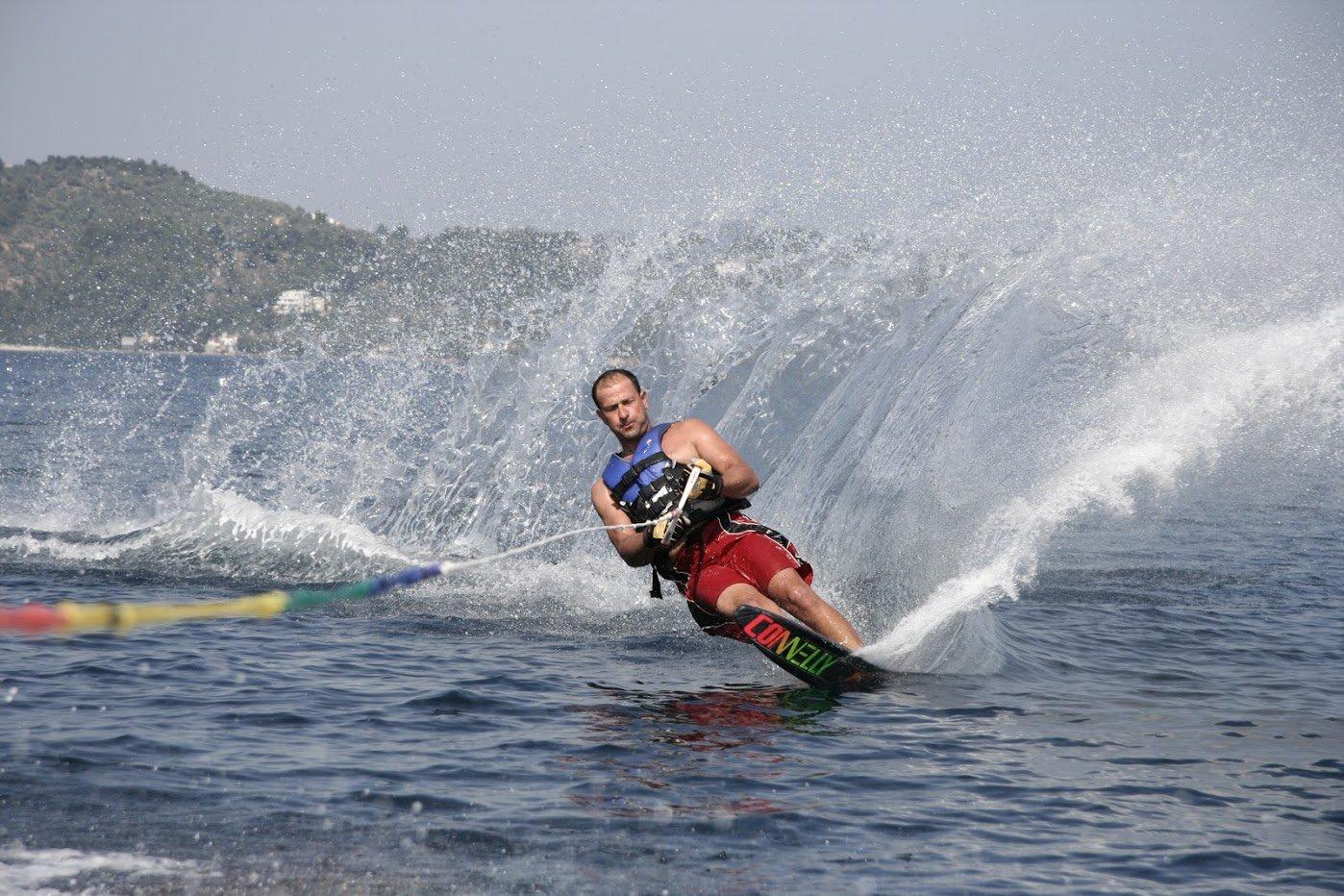 skiathos waterski