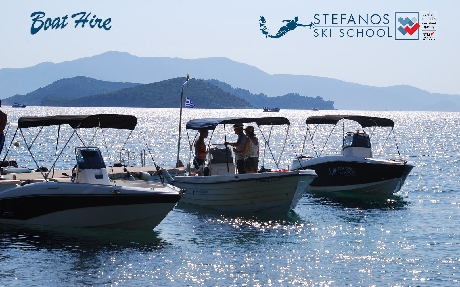 Book your boat in Skiathos