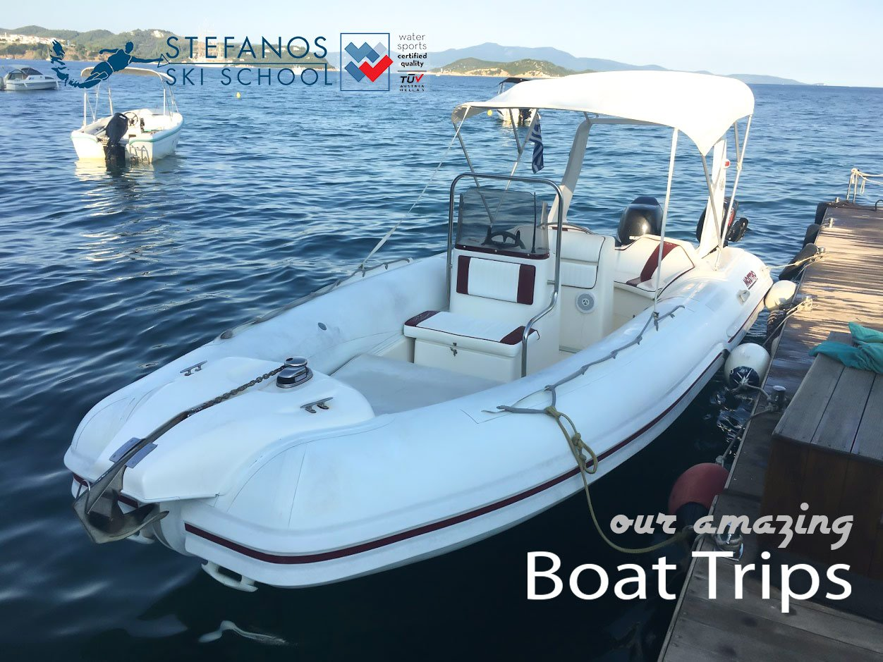 Rib Boats for rent in Skiathos