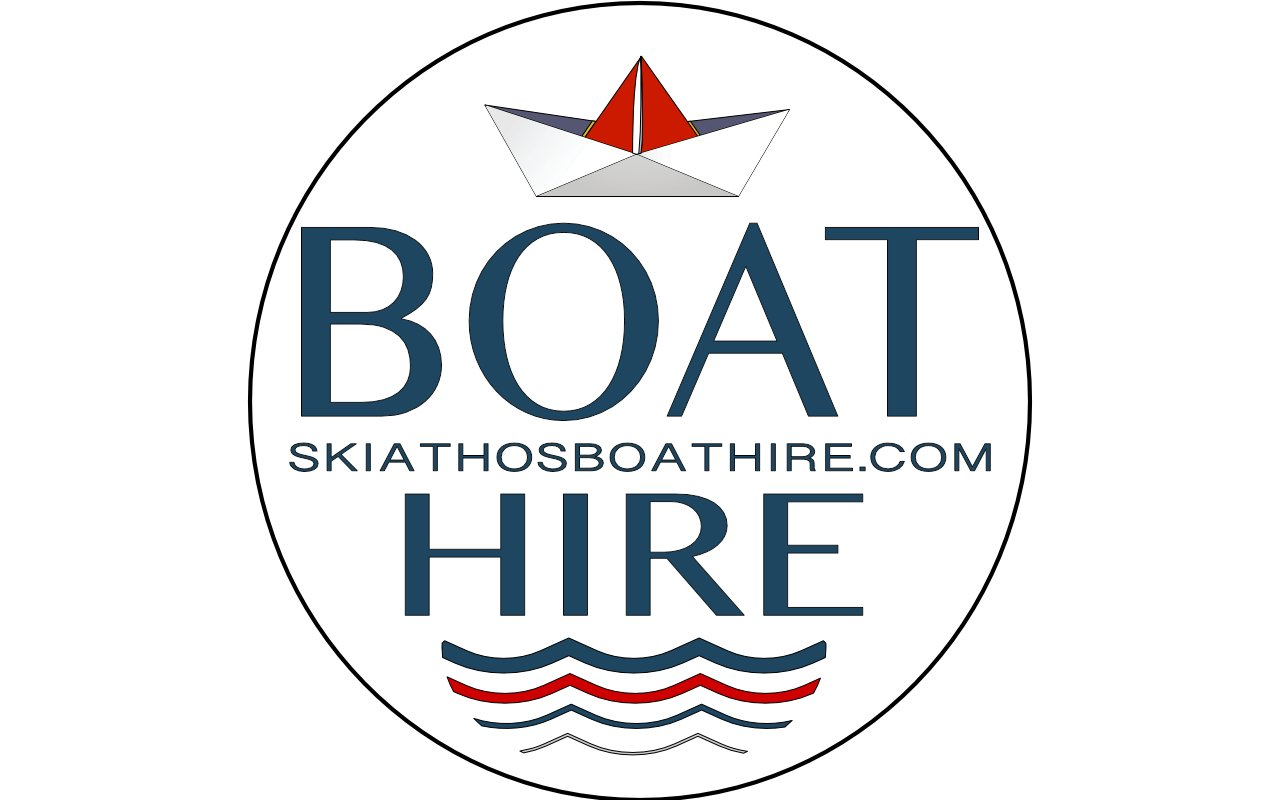 skiathos boat hire official logo