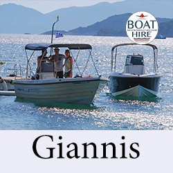 GIANNIS BOAT 110 €