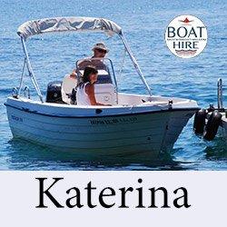 KATERINA BOAT 110 €