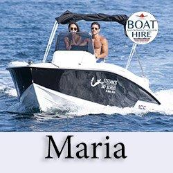 MARIA SPEED BOAT 220 €
