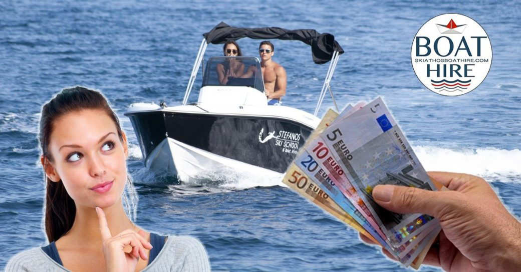 How much does it cost to rent a boat for a day?